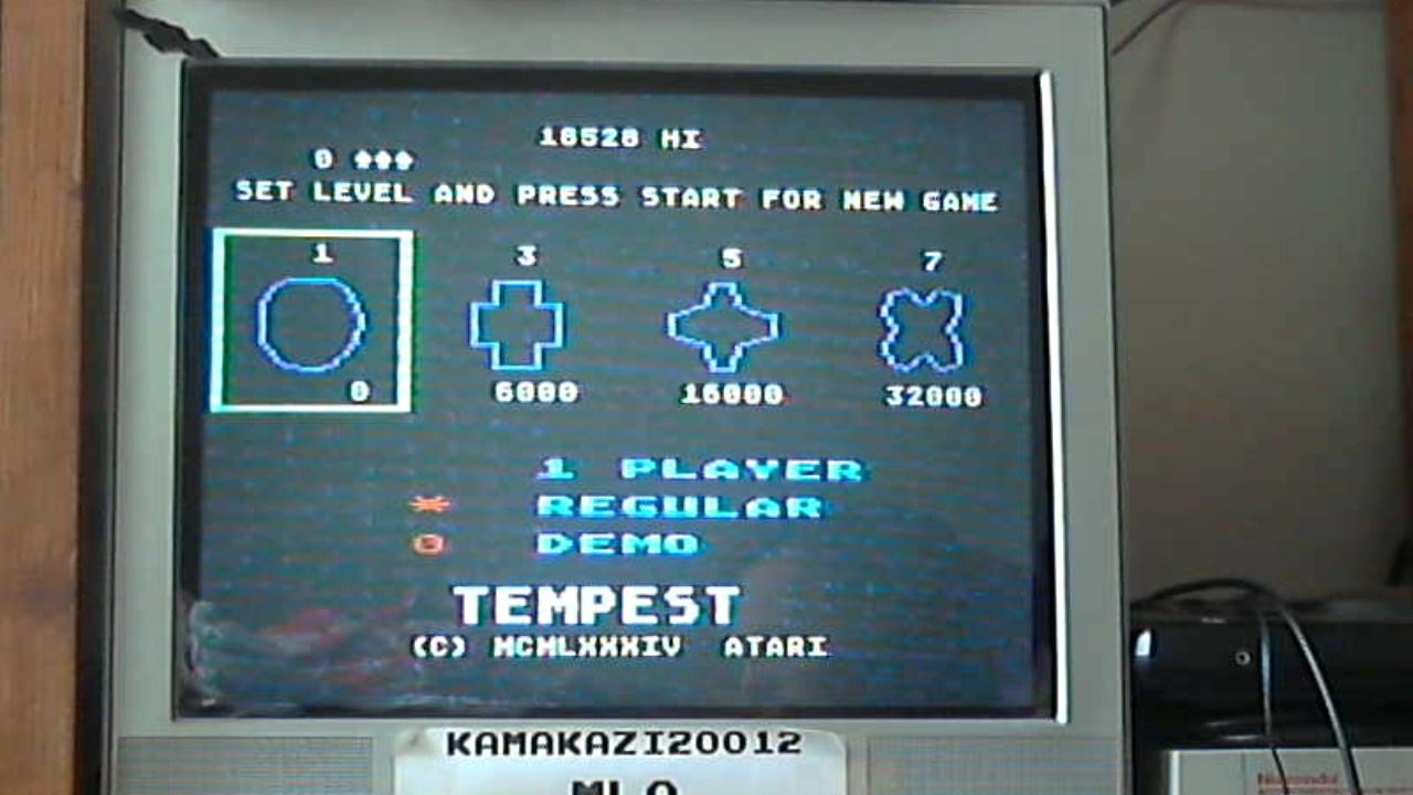 Tempest 18,528 points