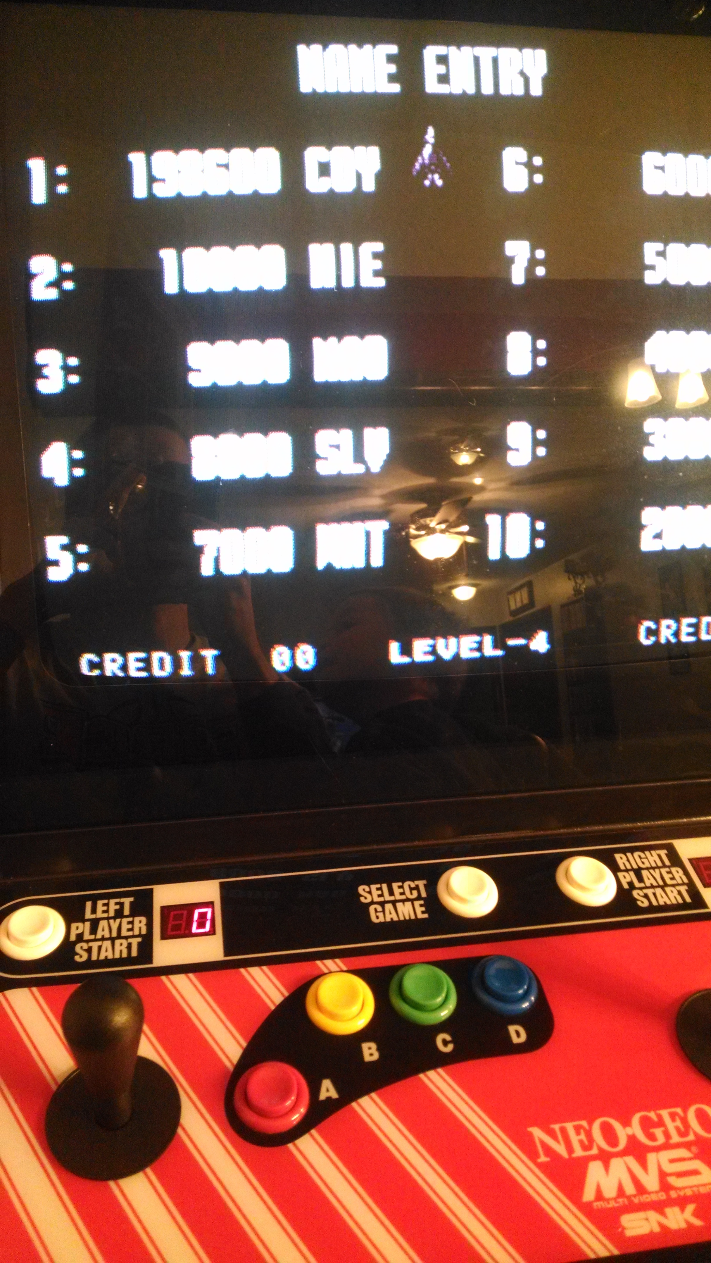 Aero Fighters 2 / Sonic Wings 2 198,600 points