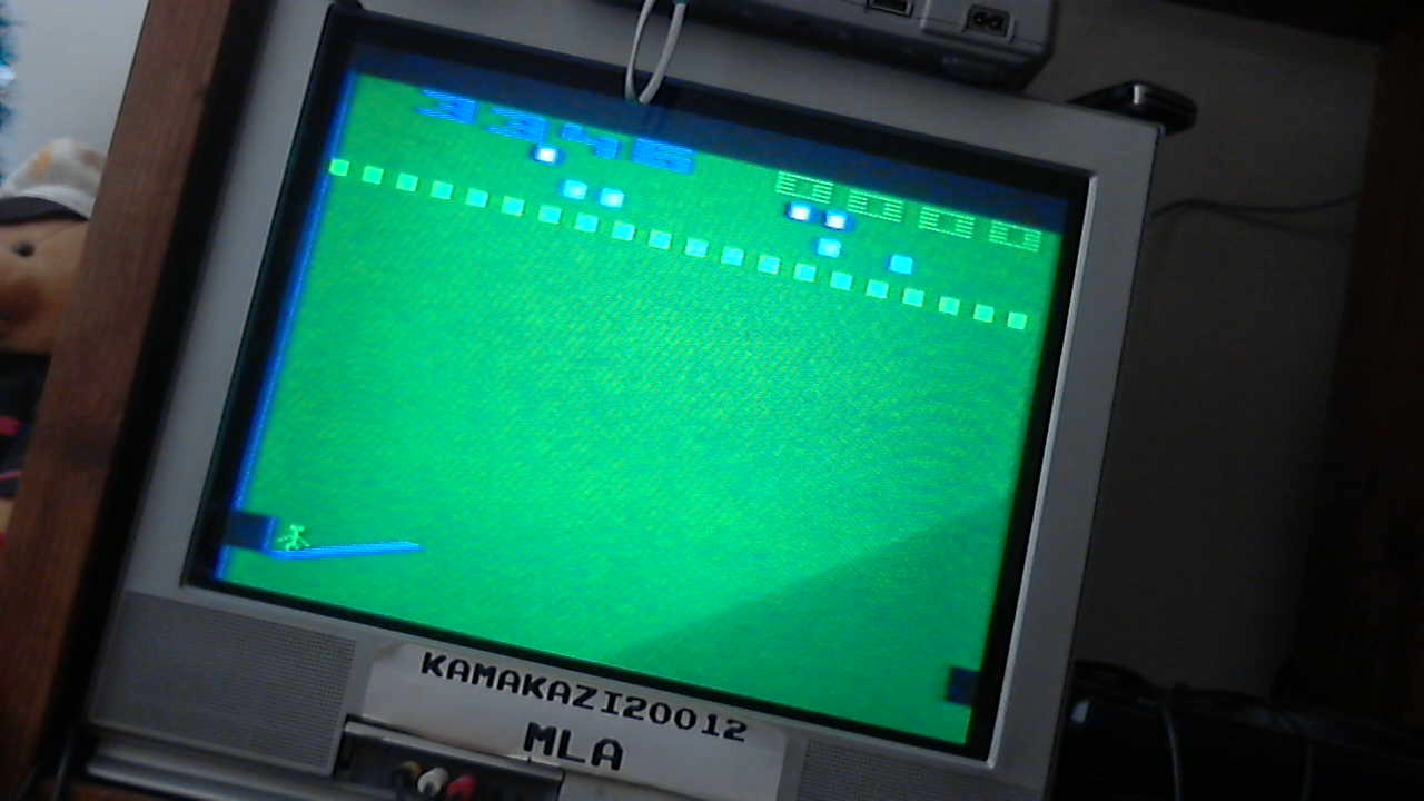 Circus Atari 3,346 points