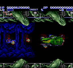 Qwaun: Aero Blaster (TurboGrafx-16/PC Engine Emulated) 8,620,000 points on 2014-04-16 19:35:43