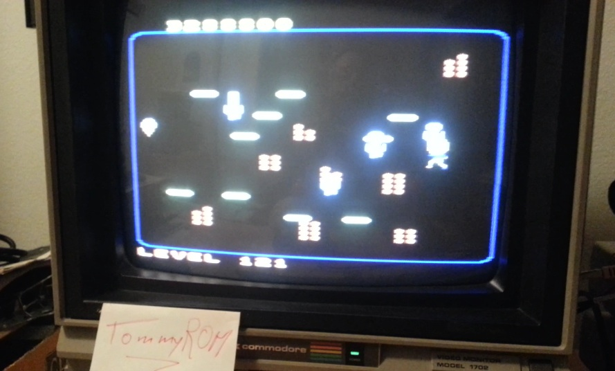 TommyROM: Food Fight: Beginner (Atari 7800) 3,288,800 points on 2014-04-16 22:44:01