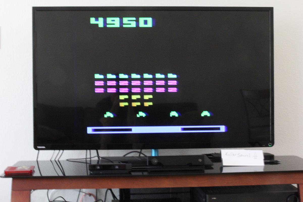 killersquirel: Inv+ (Atari 2600 Expert/A) 4,950 points on 2014-04-17 14:07:29