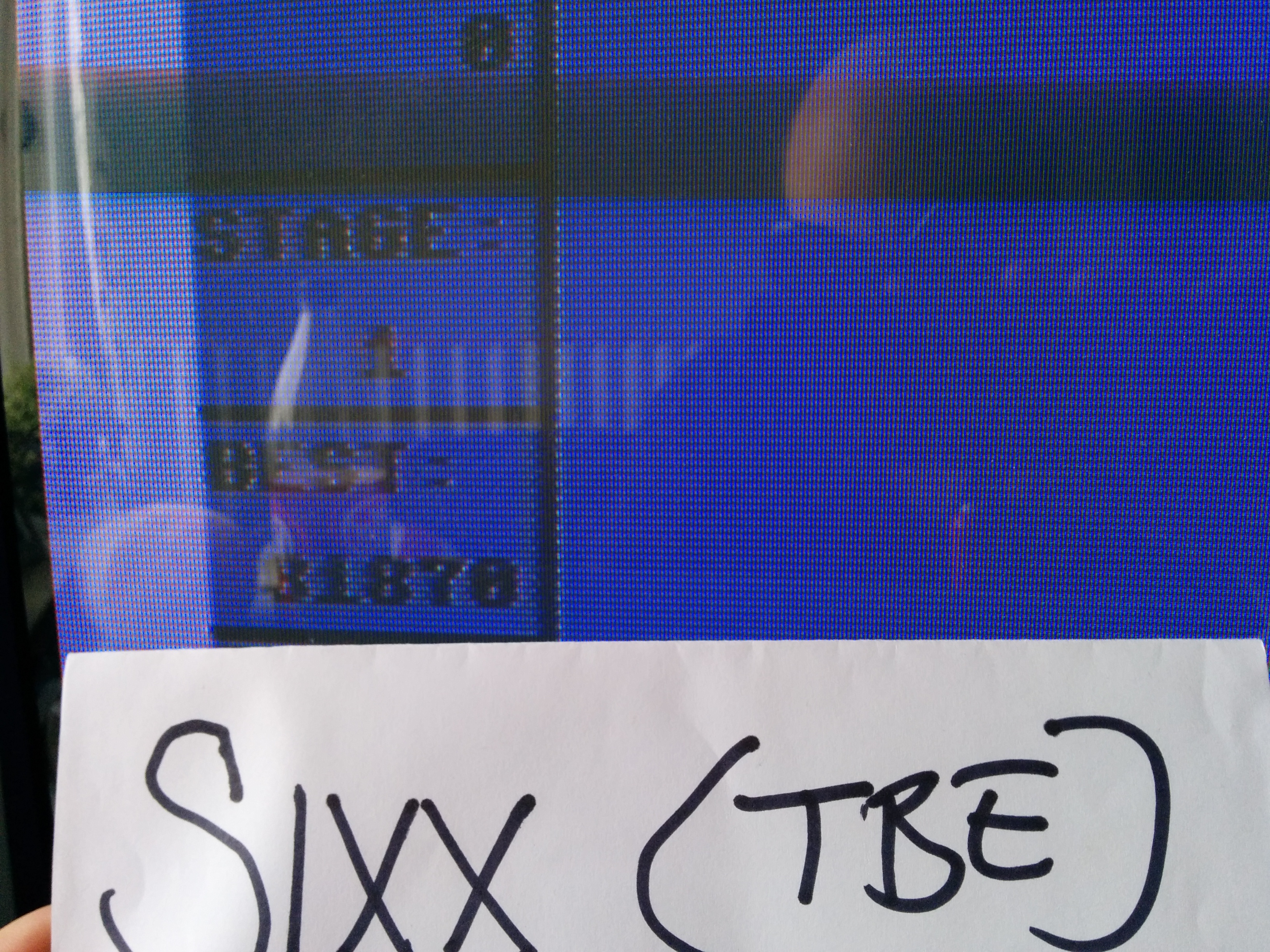 Sixx: Galaga (Commodore 64) 81,870 points on 2014-04-18 04:47:39