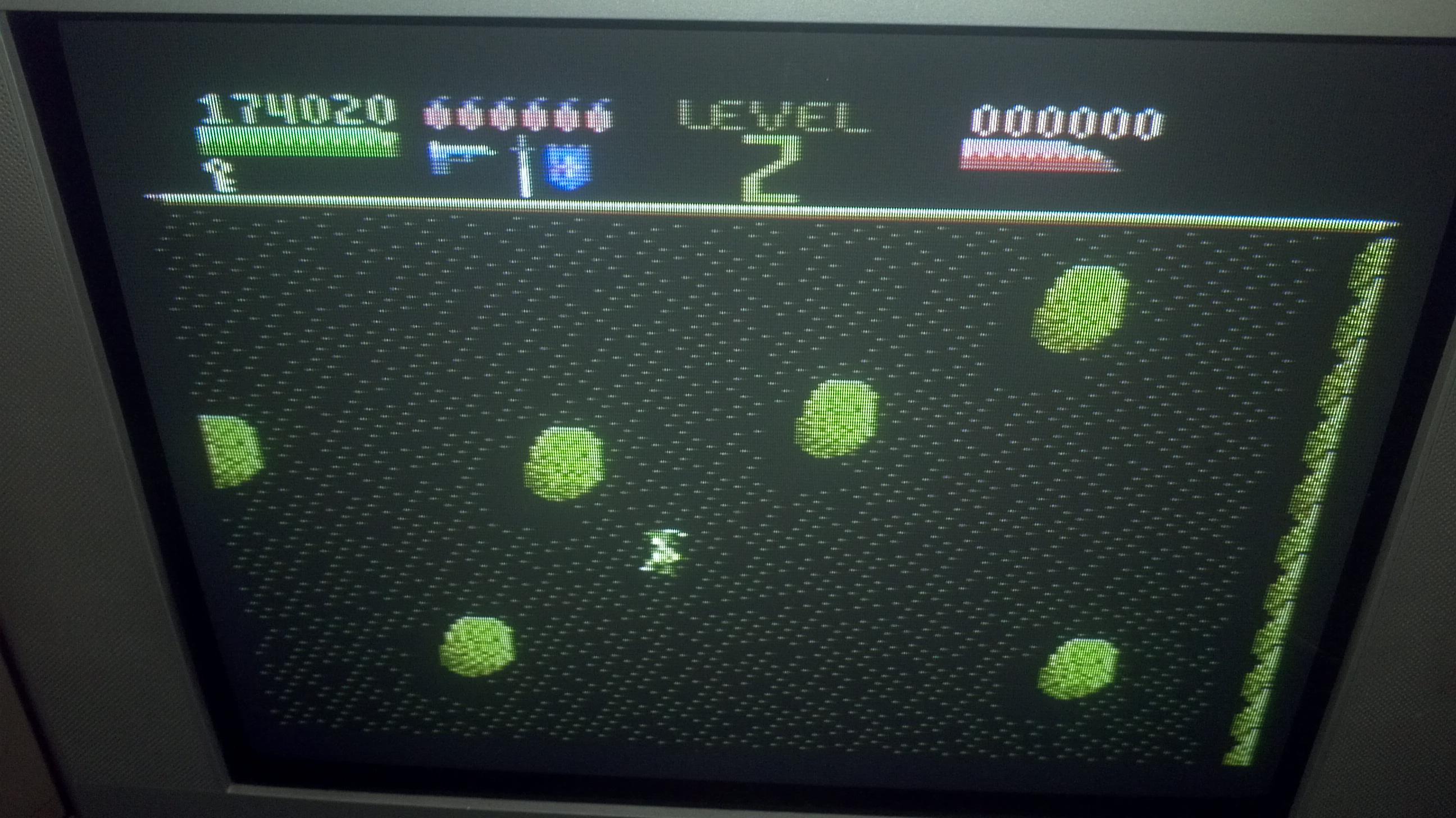 Liduario: Dark Chambers: Beginner (Atari 7800) 174,020 points on 2014-04-18 14:58:06