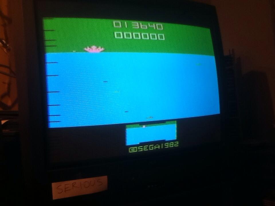 Serious: Sub Scan (Atari 2600 Novice/B) 13,640 points on 2013-08-29 02:17:34