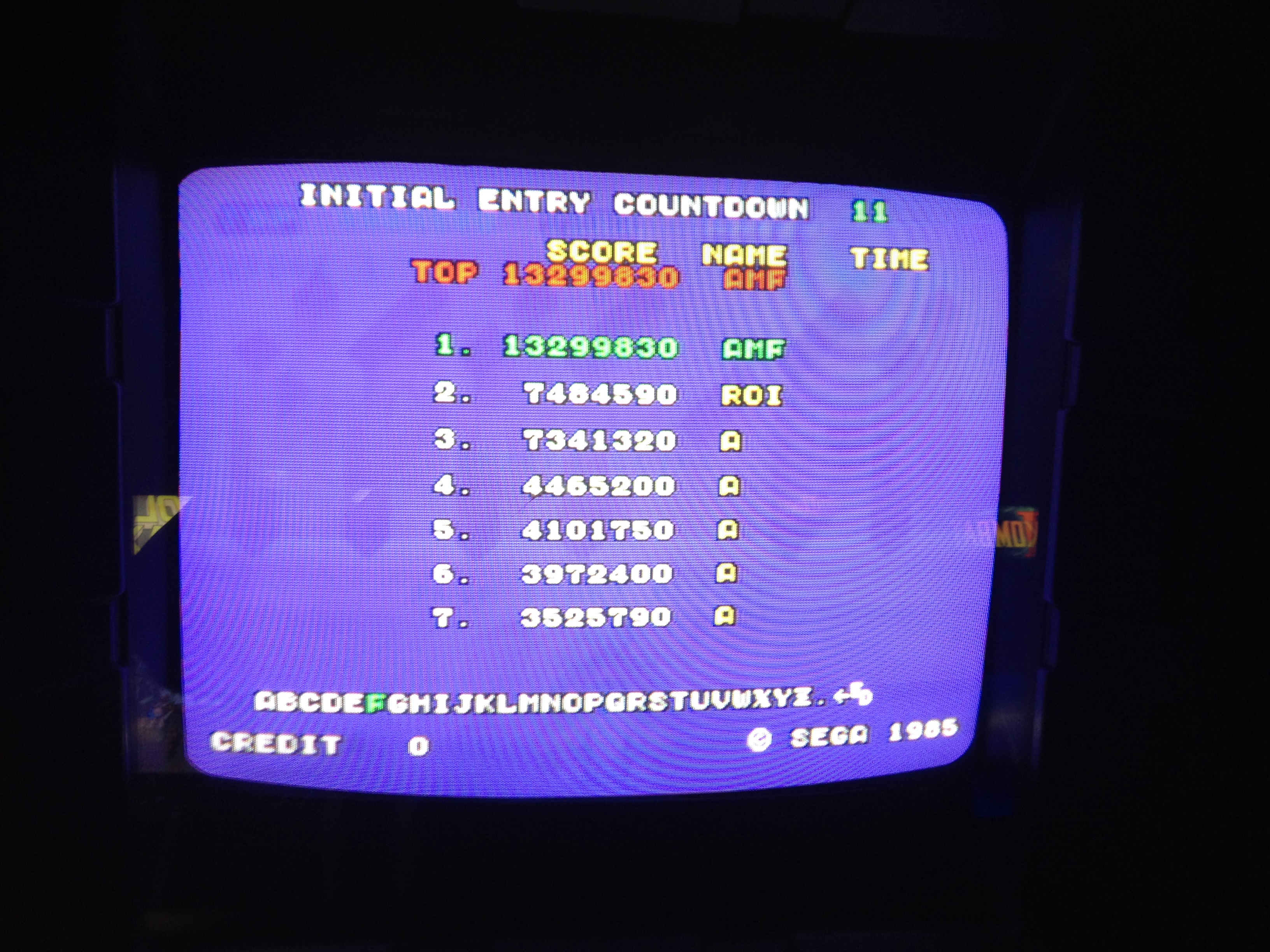 FosterAMF: Super Hang-On (Arcade) 13,299,830 points on 2014-04-18 15:26:24