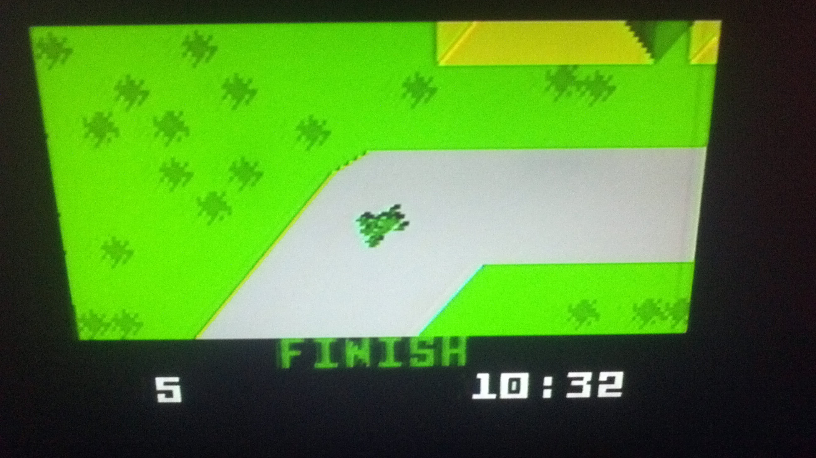 Auto Racing [Original]: Course 4 time of 0:10:32