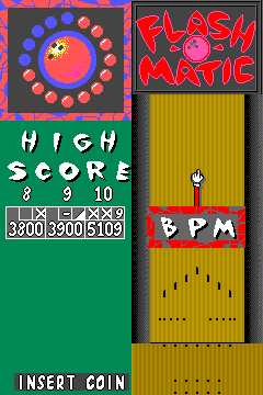 Bowl-O-Rama: Flash-O-Matic 5,109 points