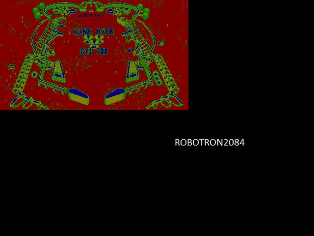 Robotron2084: Galactic Pinball: Alien (Virtual Boy Emulated) 814,700 points on 2014-04-22 18:02:13