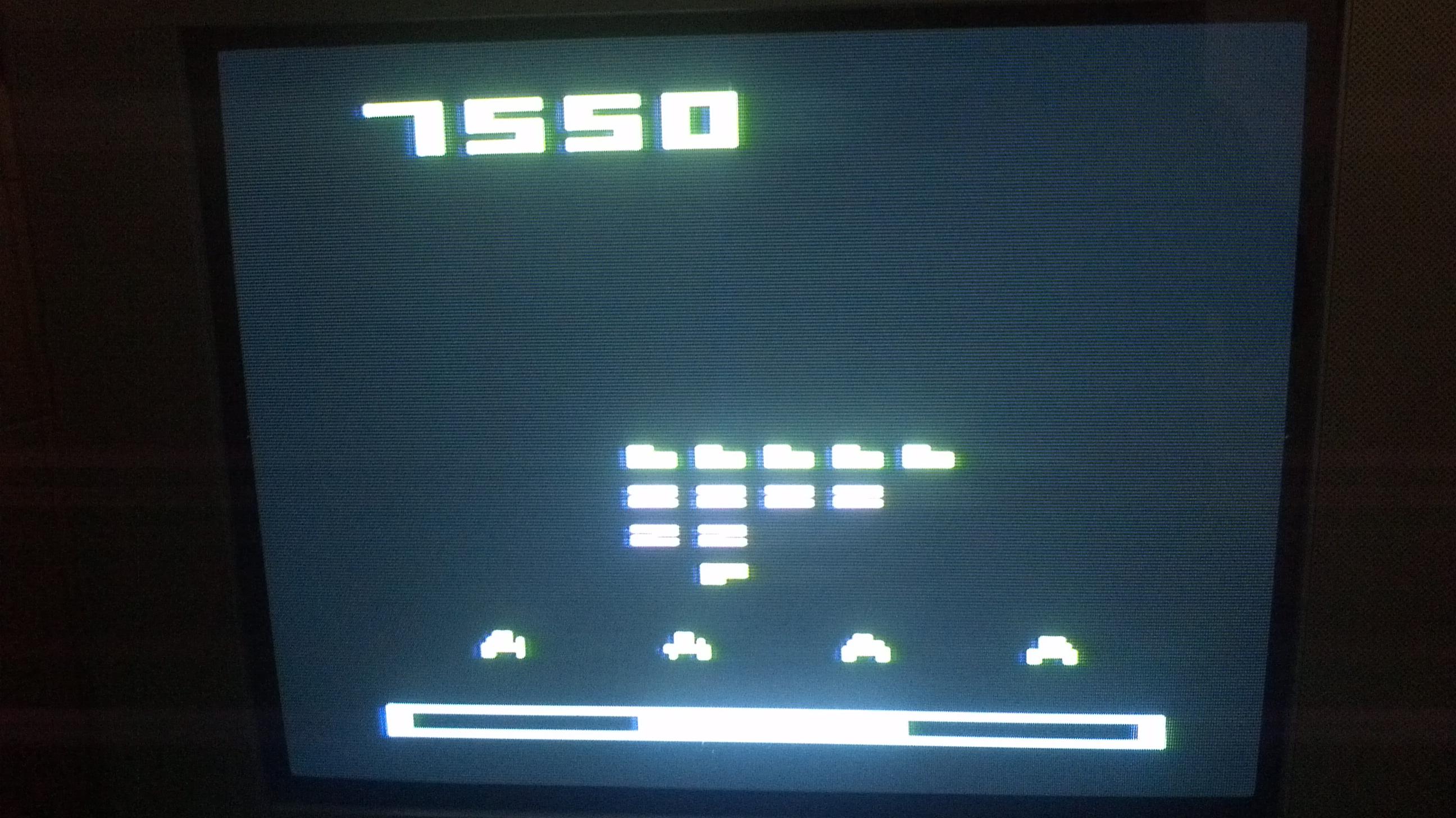 Liduario: Inv+ (Atari 2600 Novice/B) 7,550 points on 2014-04-22 19:58:59