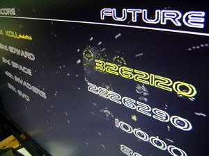 kollision: Space Invaders Evolution (PSP) 3,262,120 points on 2014-04-24 10:05:45
