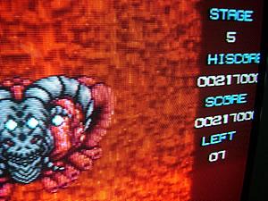 kollision: Divine Sealing (Sega Genesis / MegaDrive) 217,000 points on 2014-04-24 10:07:29