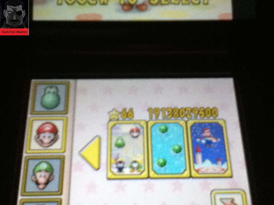 DarkEonMaster: Super Mario 64 DS: Connect the Characters (Nintendo DS) 66 points on 2014-04-24 11:36:05