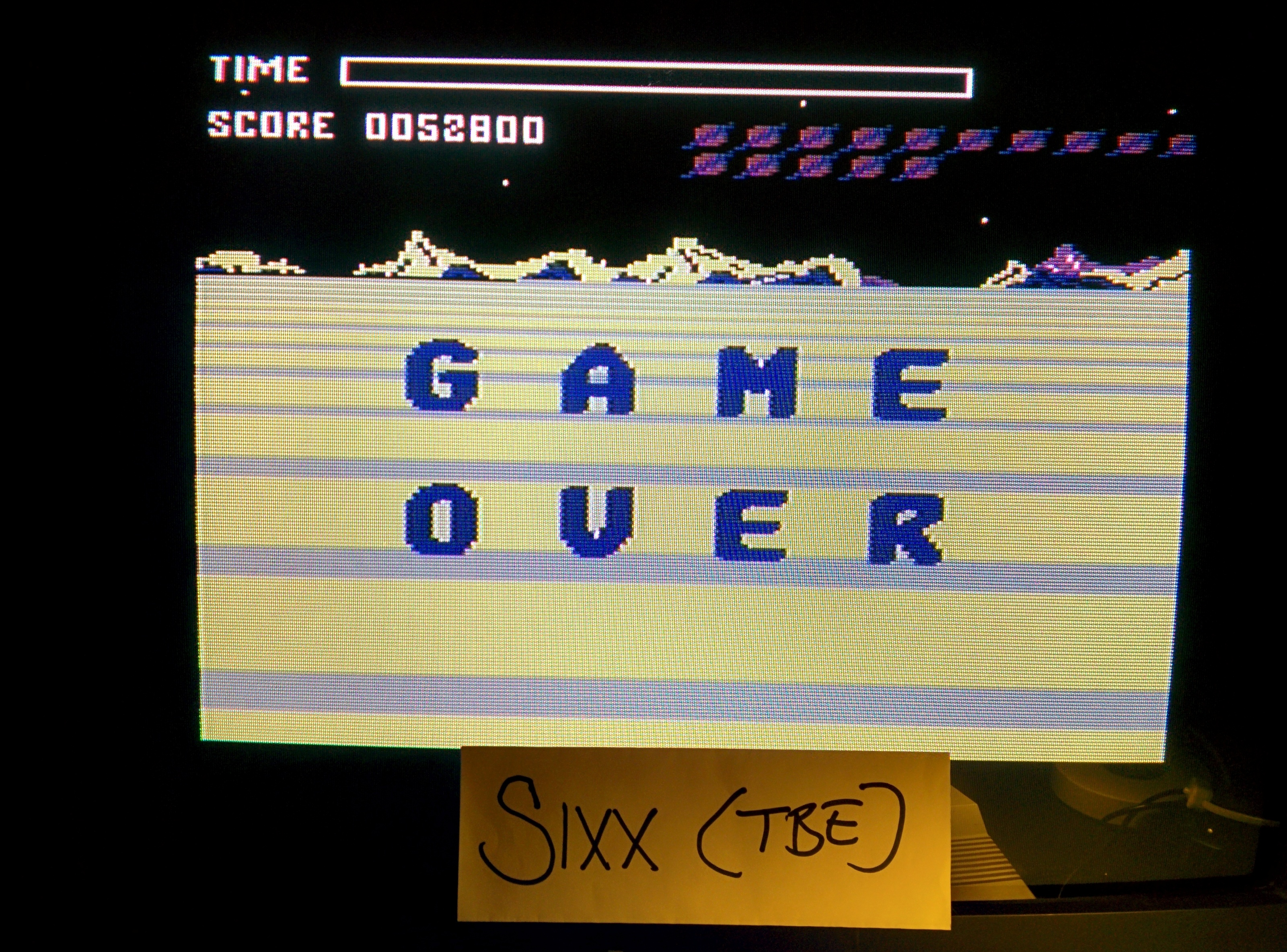 Sixx: Buck Rogers: Planet of Zoom (Commodore 64) 52,800 points on 2014-04-24 18:44:20