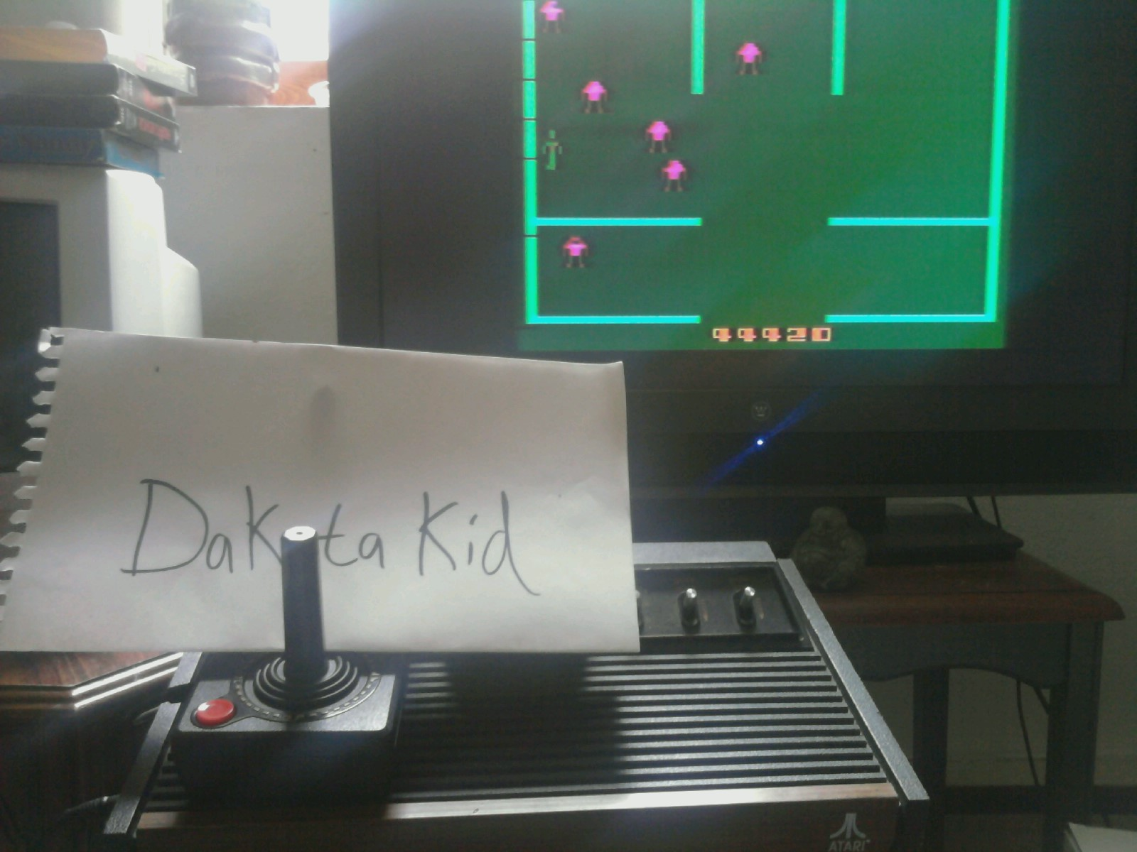 DakotaKid: Berzerk: Game 1 (Atari 2600) 44,420 points on 2014-04-26 18:14:18