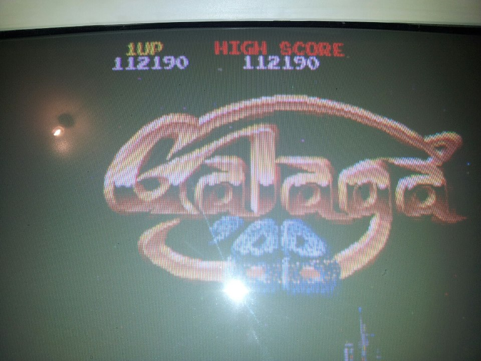 muscleandfitness: Galaga 88 (Arcade Emulated / M.A.M.E.) 112,190 points on 2014-04-28 08:04:05