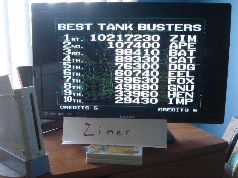 Metal Slug 2 10,217,230 points