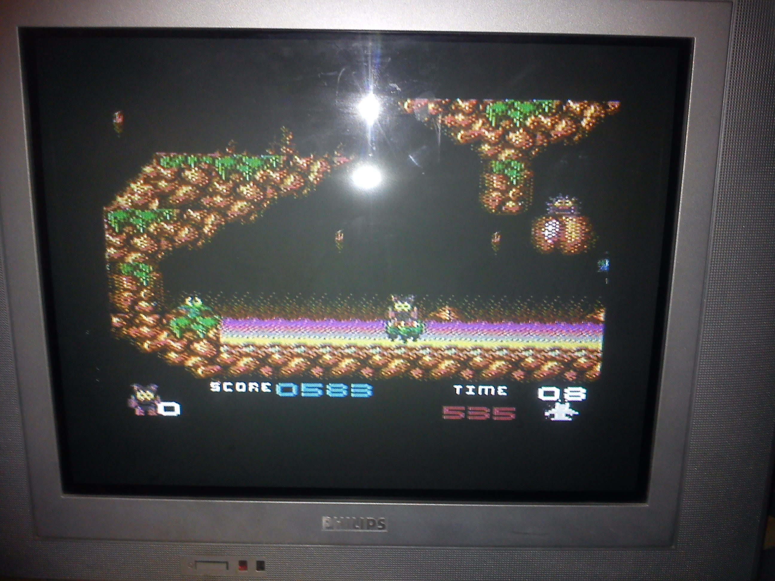 Fr0st: Creatures (Commodore 64) 583 points on 2014-04-29 17:30:54
