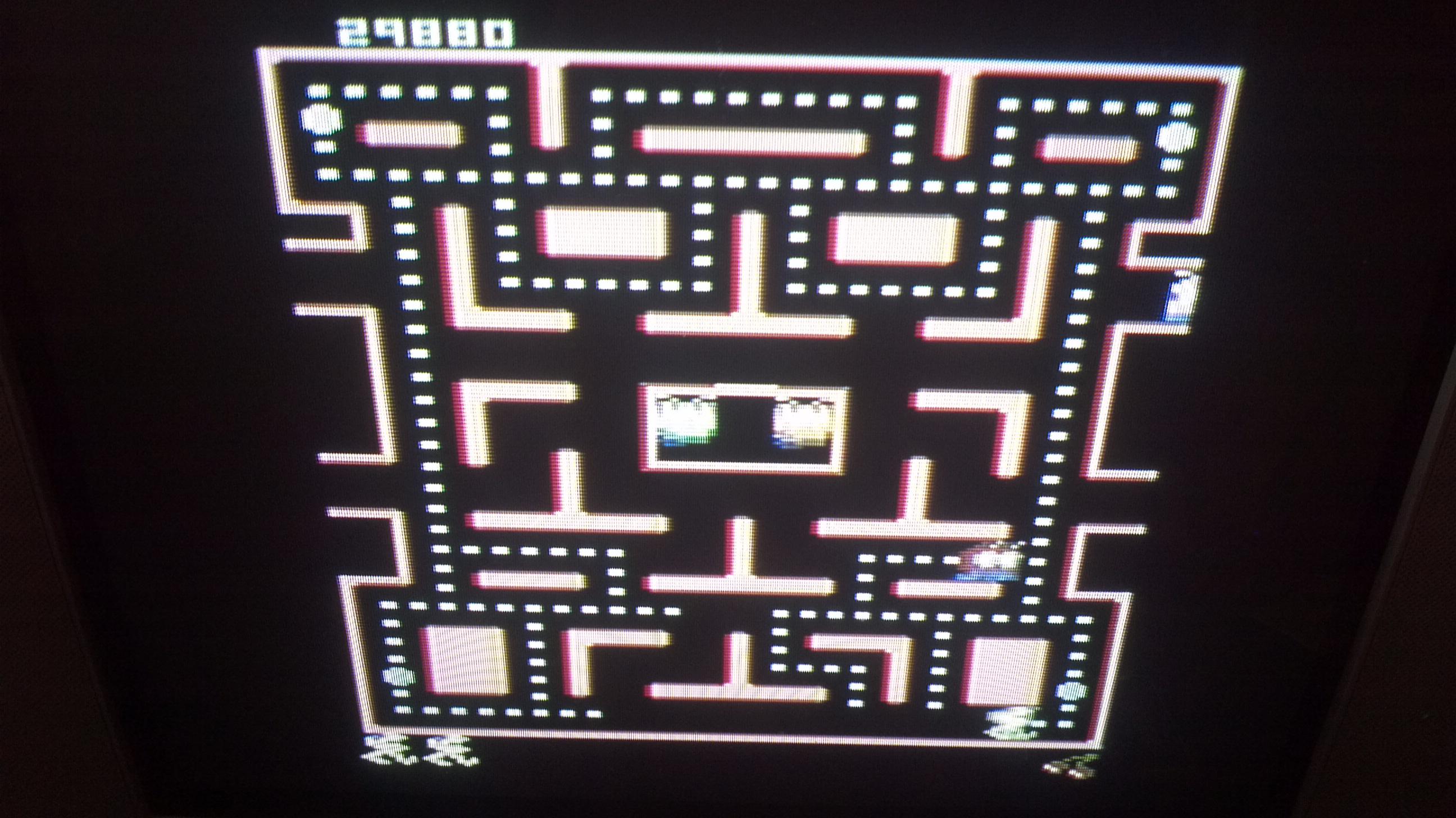 Liduario: Crazy Otto [Cherries Start] (Atari 7800) 29,880 points on 2014-05-01 09:24:45