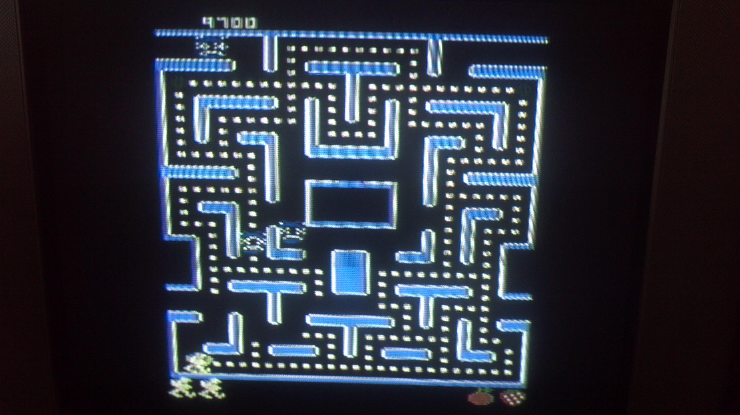 Liduario: Crazy Otto [Strawberry Start] (Atari 7800) 9,700 points on 2014-05-01 09:47:44
