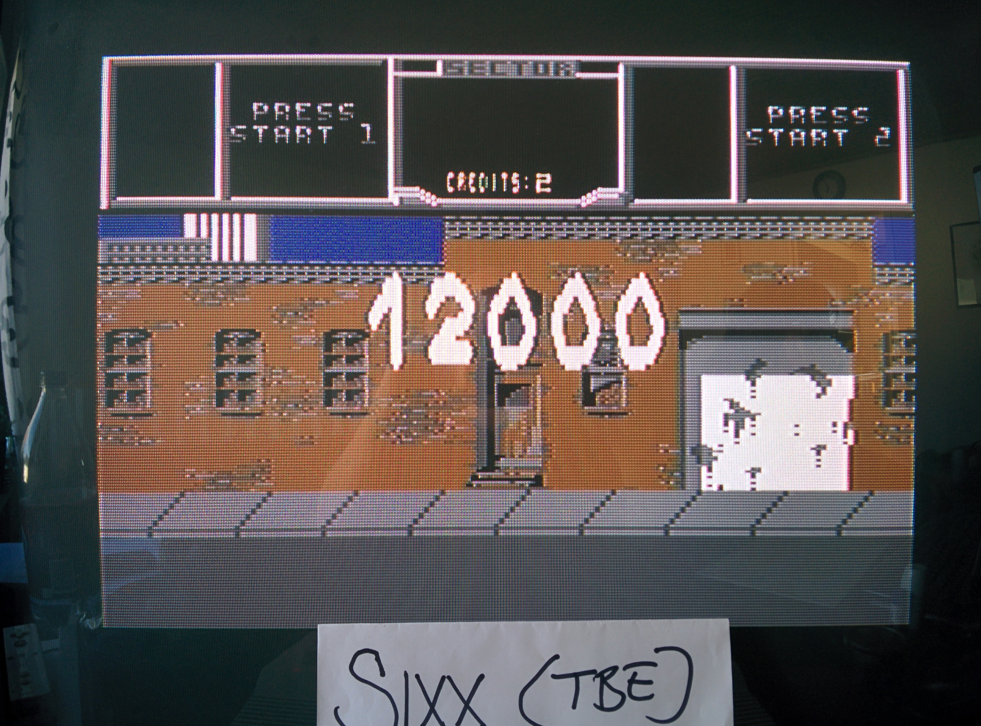 Sixx: NARC (Commodore 64) 12,000 points on 2014-05-01 10:57:52
