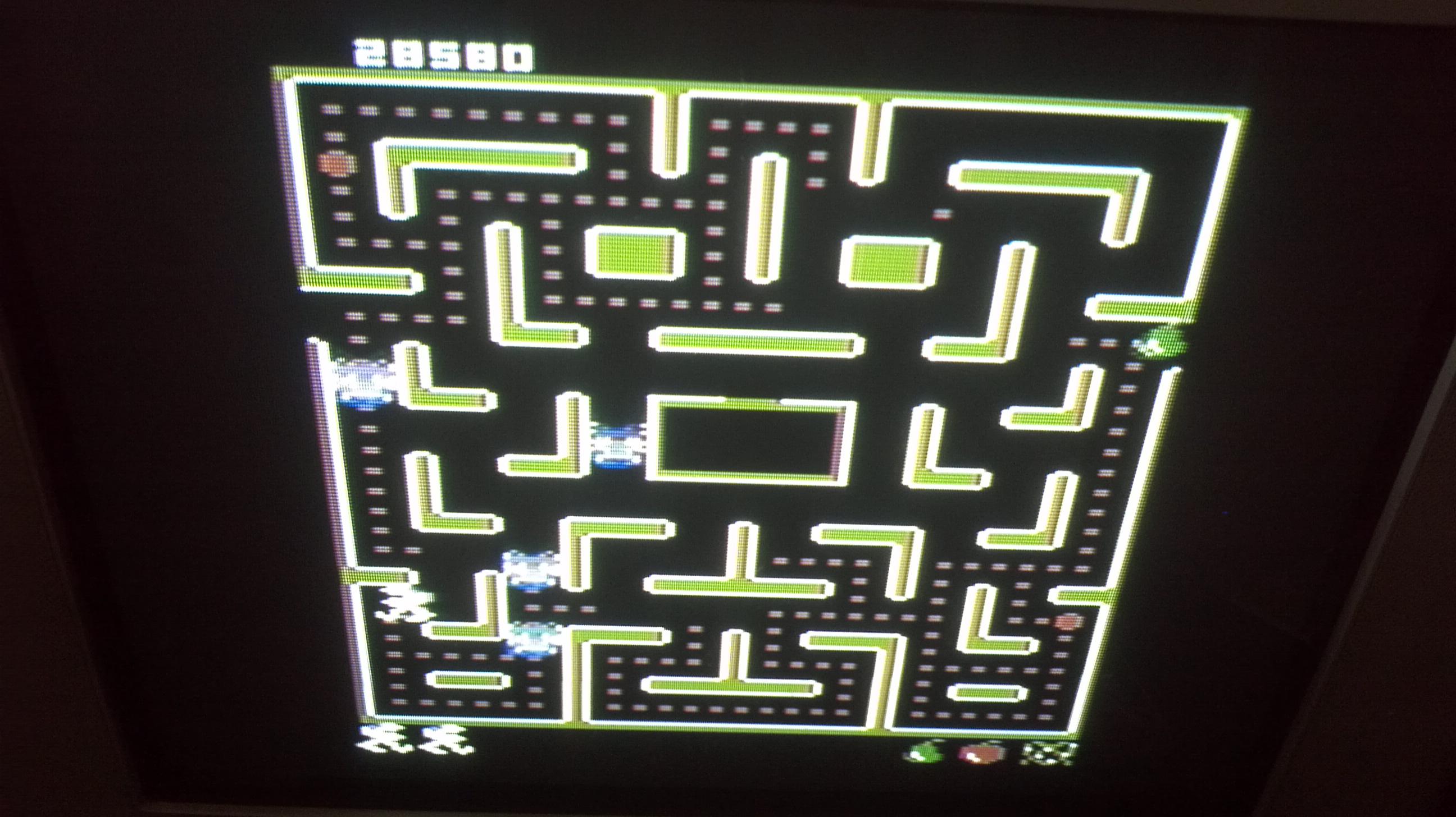 Liduario: Crazy Otto [Pretzel Start] (Atari 7800) 28,580 points on 2014-05-01 12:36:32