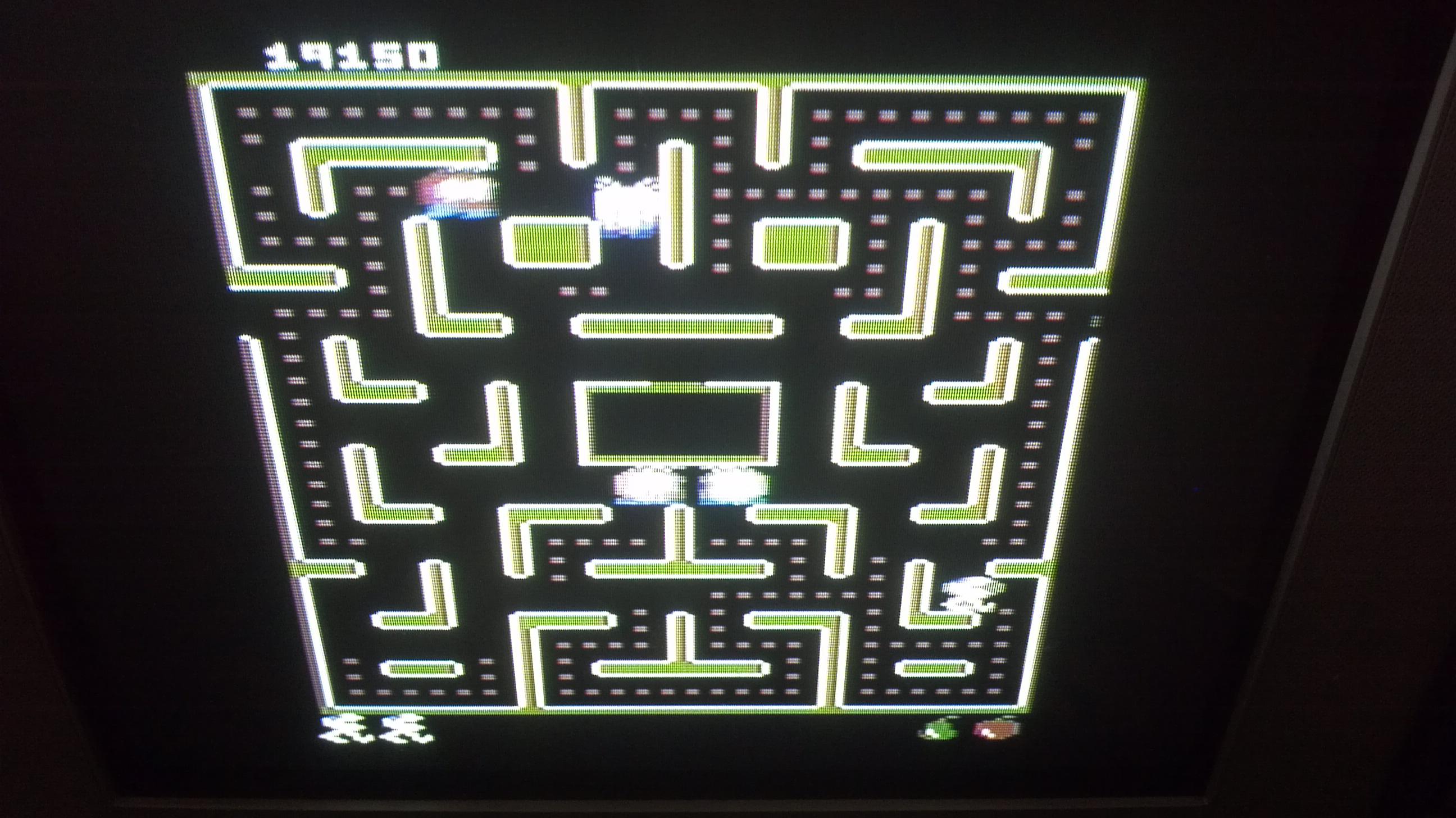 Liduario: Crazy Otto [Apple Start] (Atari 7800) 19,150 points on 2014-05-01 12:45:56