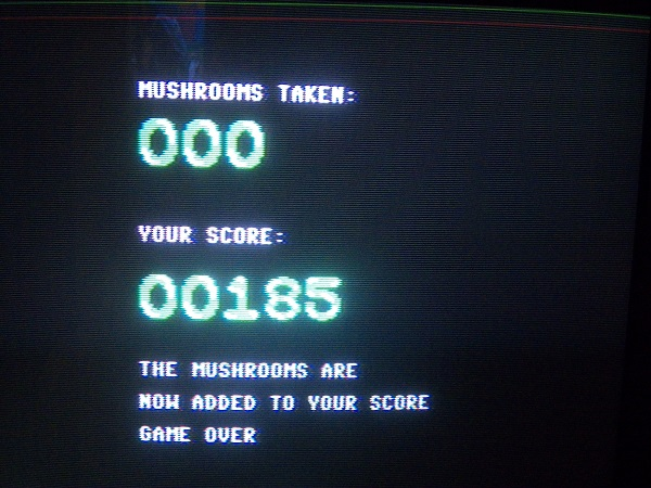 Fungus 185 points