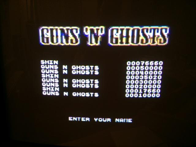SHiNjide: Guns