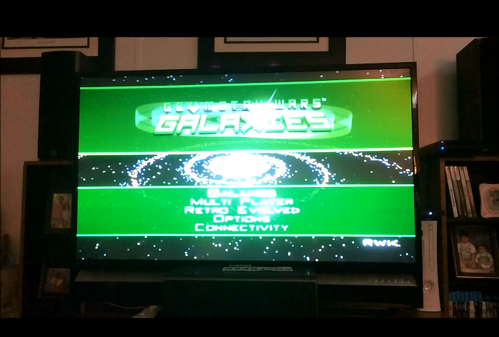Geometry Wars Galaxies: Retro Evolved 80,350 points