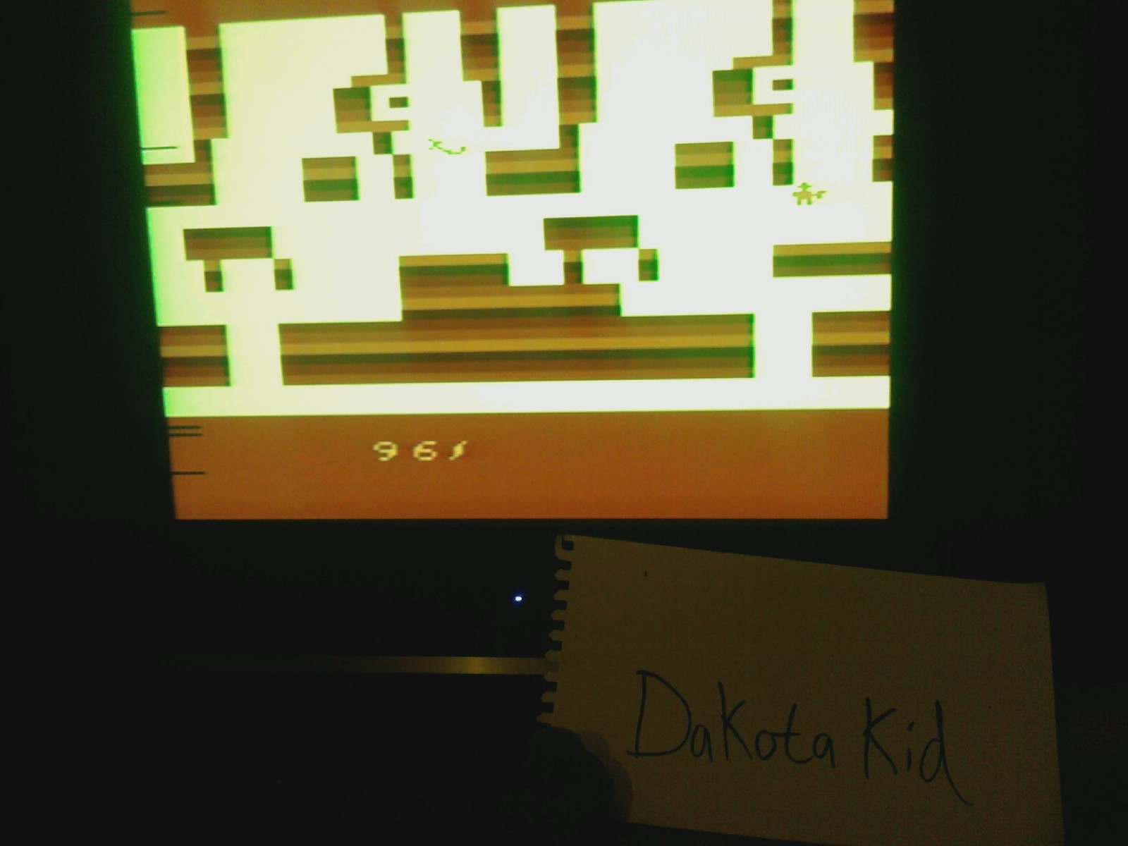 DakotaKid: Tutankham (Atari 2600) 961 points on 2014-05-03 21:29:33