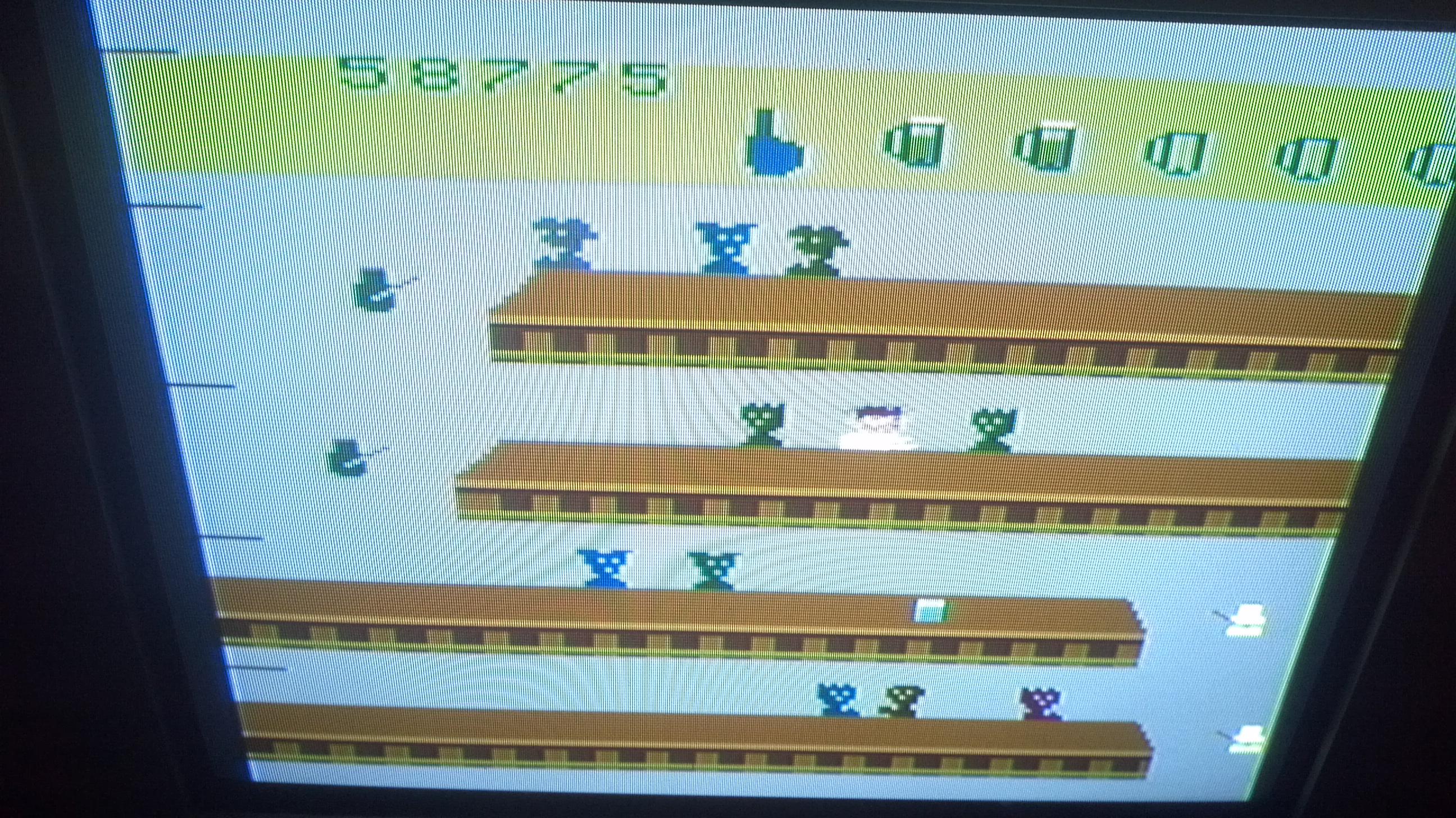 Liduario: Tapper (Atari 2600 Novice/B) 58,775 points on 2014-05-04 12:08:34