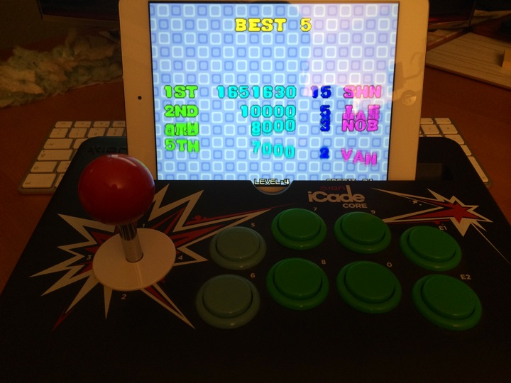 SHiNjide: Bust A Move / Puzzle Bobble (Neo Geo Emulated) 1,651,630 points on 2014-05-04 16:28:29