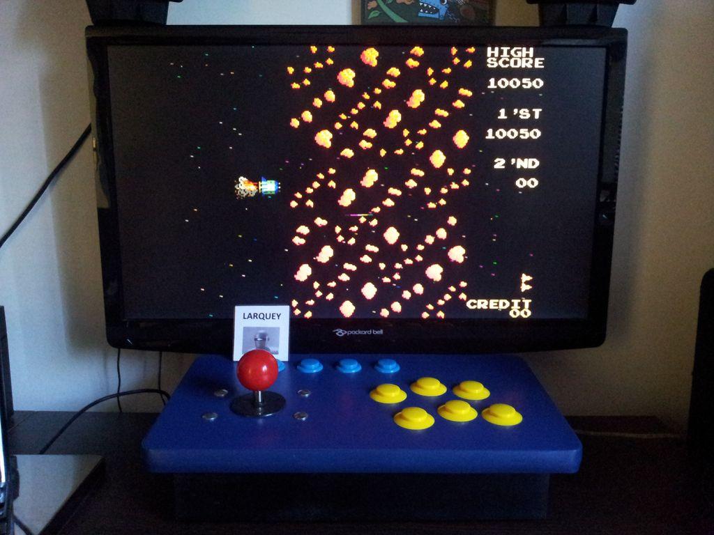 Moon Shuttle [mshuttle] 10,050 points