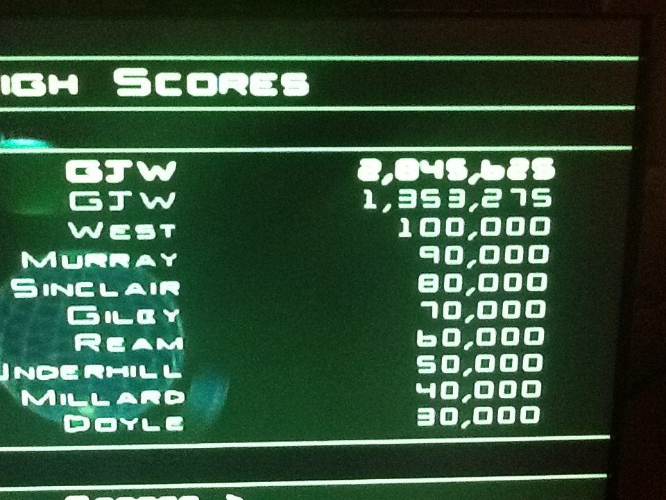 Gray: Geometry Wars Galaxies: Galaxies (Wii) 2,845,625 points on 2014-05-06 23:46:35