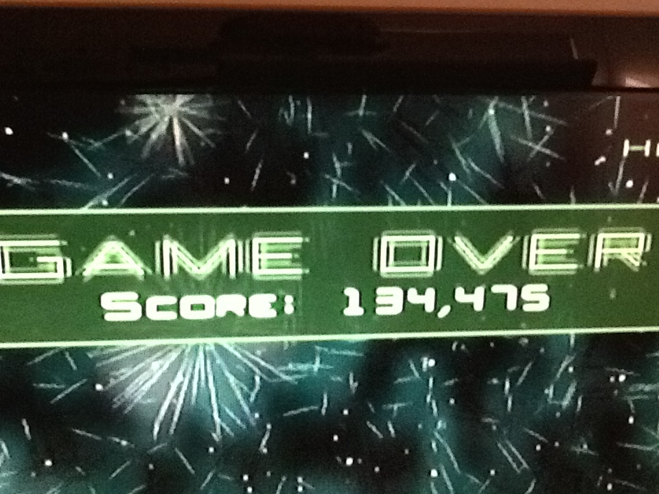 Geometry Wars Galaxies: Retro Evolved 134,475 points