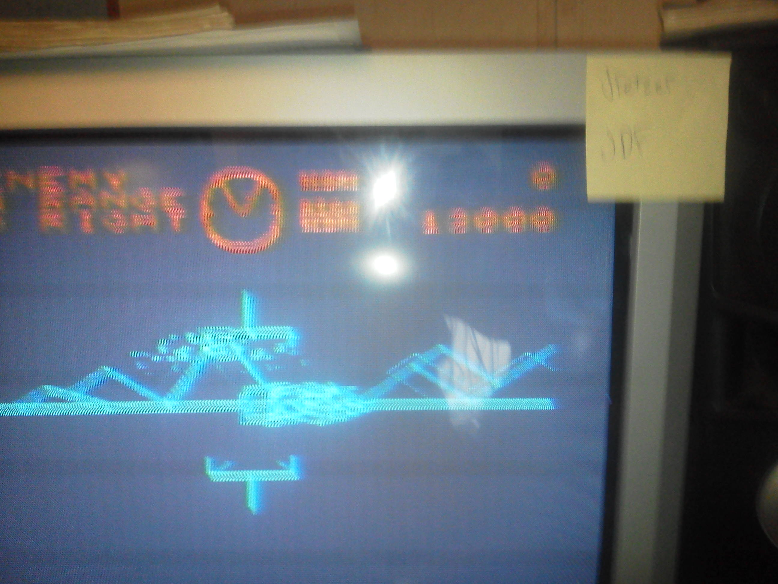 jfetzer: Battlezone (Commodore VIC-20) 13,000 points on 2014-05-09 13:16:55