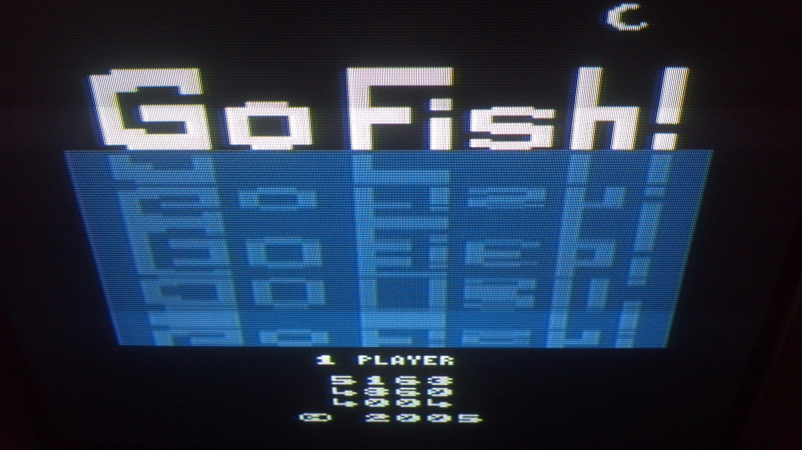 Liduario: Go Fish (Atari 2600 Novice/B) 5,163 points on 2014-05-12 08:58:44