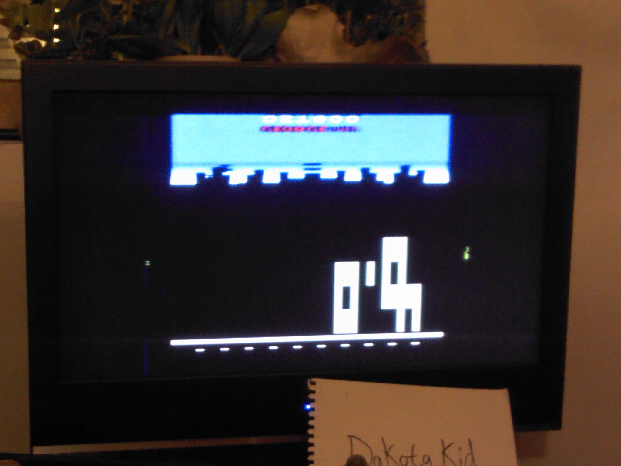 DakotaKid: Rampage (Atari 2600 Novice/B) 21,800 points on 2014-05-13 22:52:08