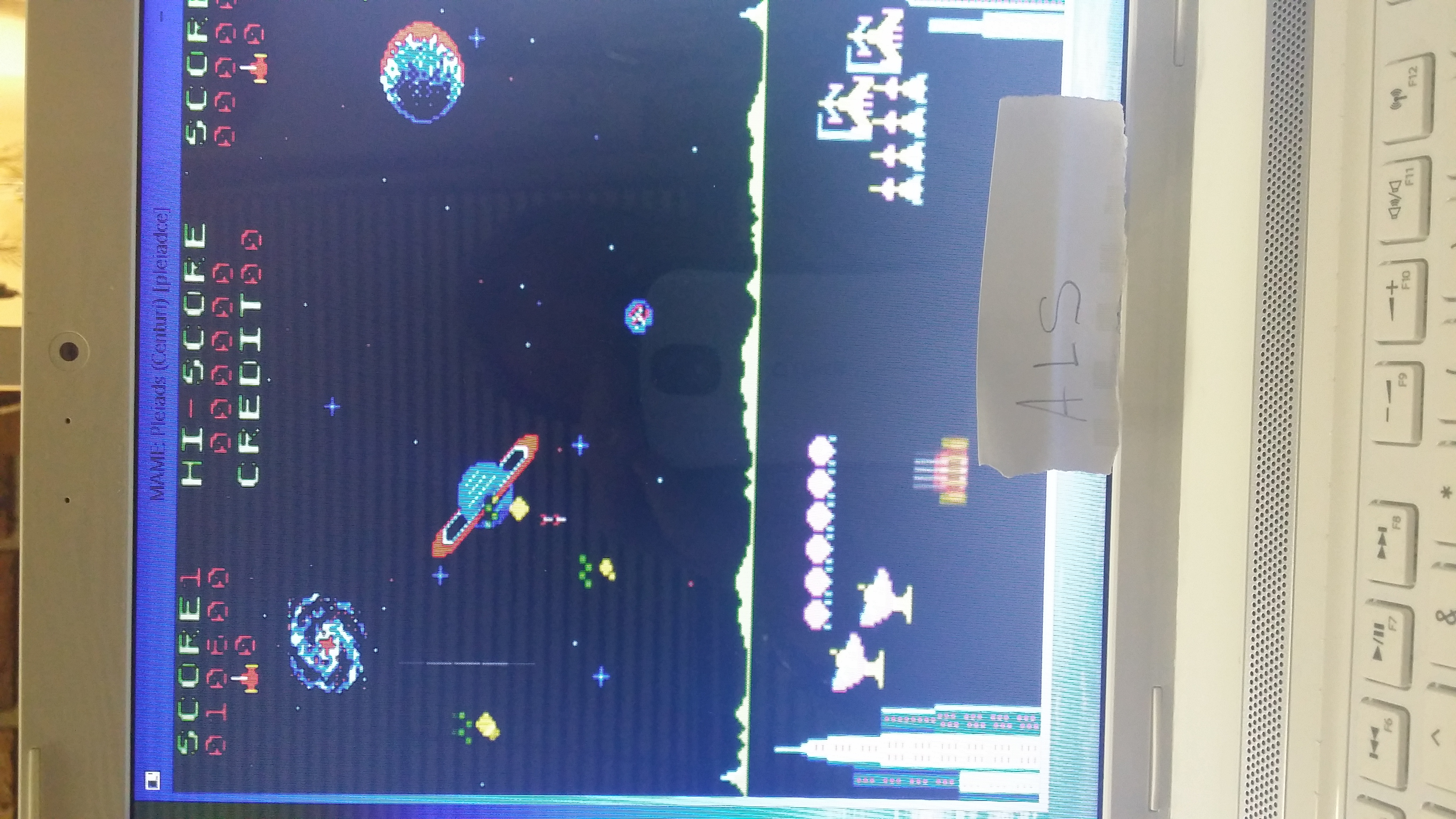 muscleandfitness: Pleiads (Arcade Emulated / M.A.M.E.) 10,600 points on 2014-05-19 08:41:51