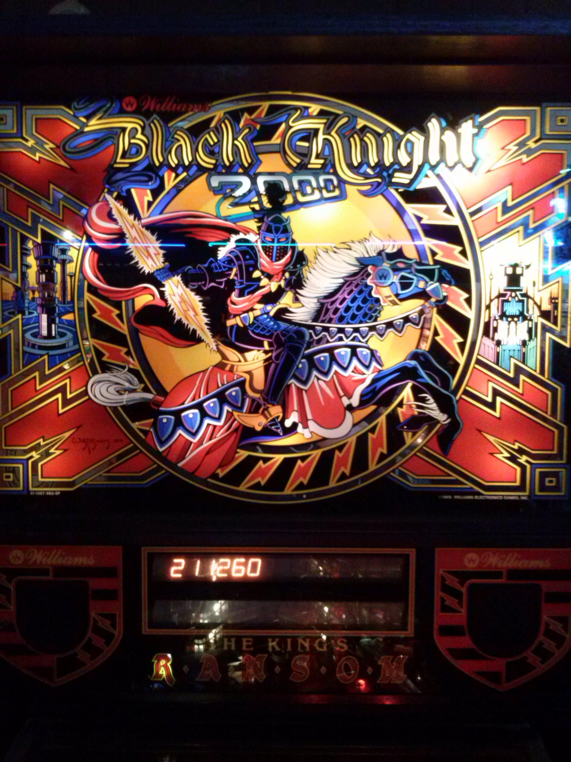 nester: Black Knight 2000 (Pinball: 3 Balls) 211,260 points on 2014-05-20 22:35:21