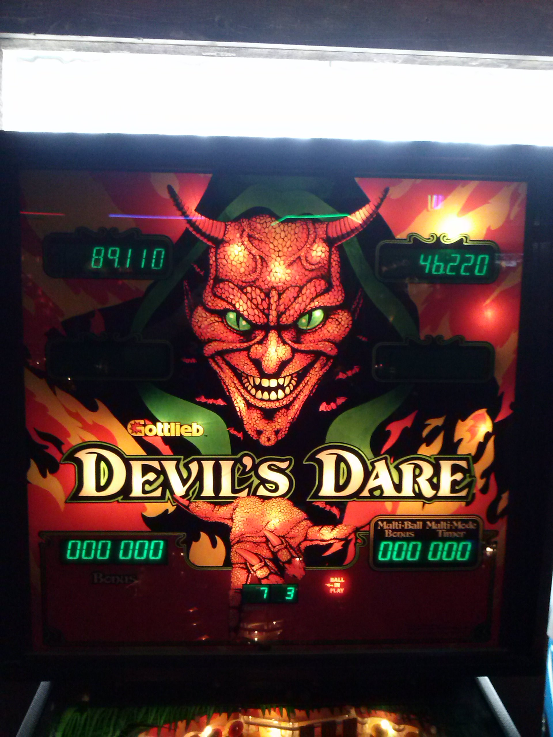nester: Devil