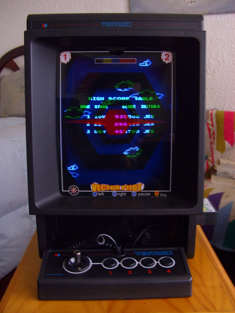 centaura: Vector Pilot: Hard (Vectrex) 935,500 points on 2014-05-22 13:48:55