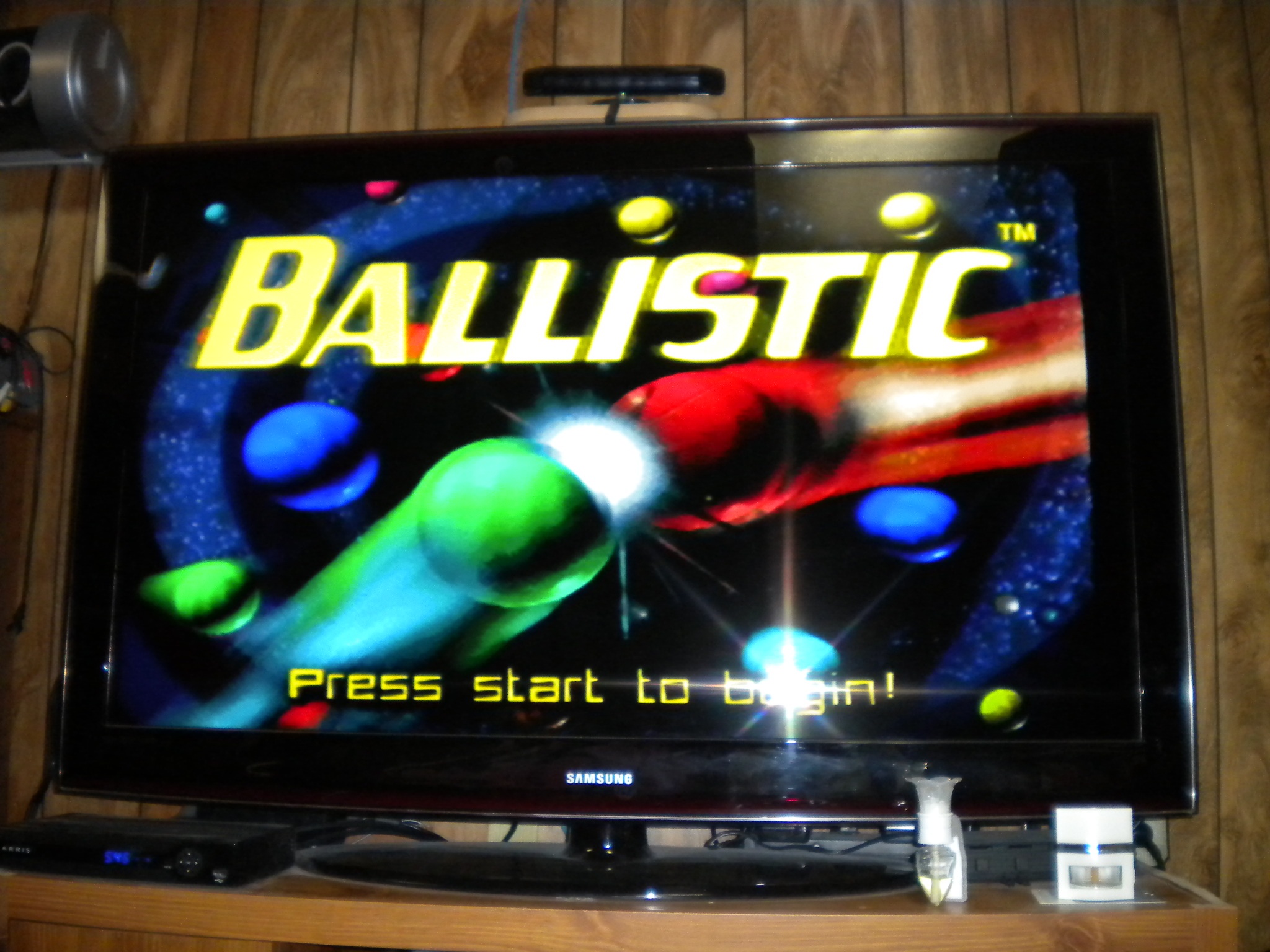Ballistic: Panic Mode 47,660 points
