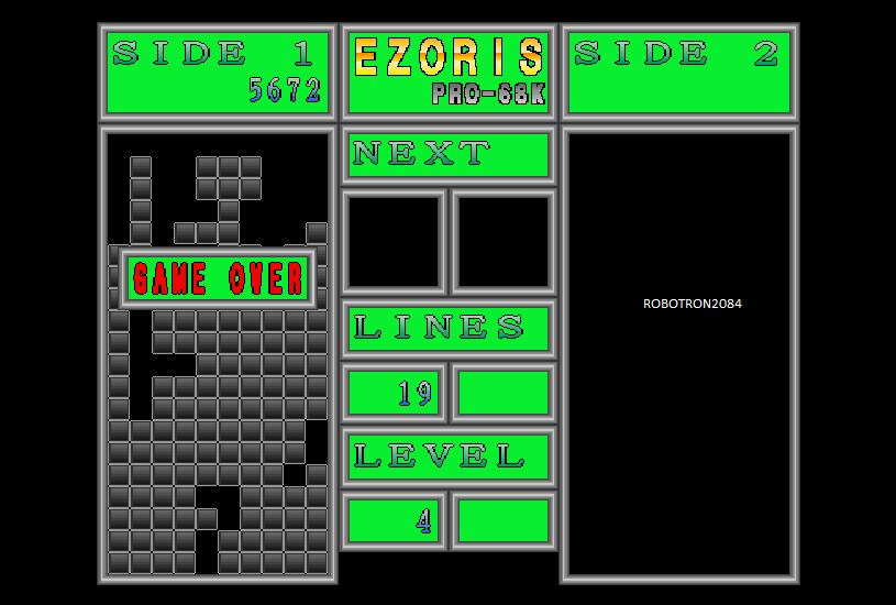 Ezoris 5,672 points