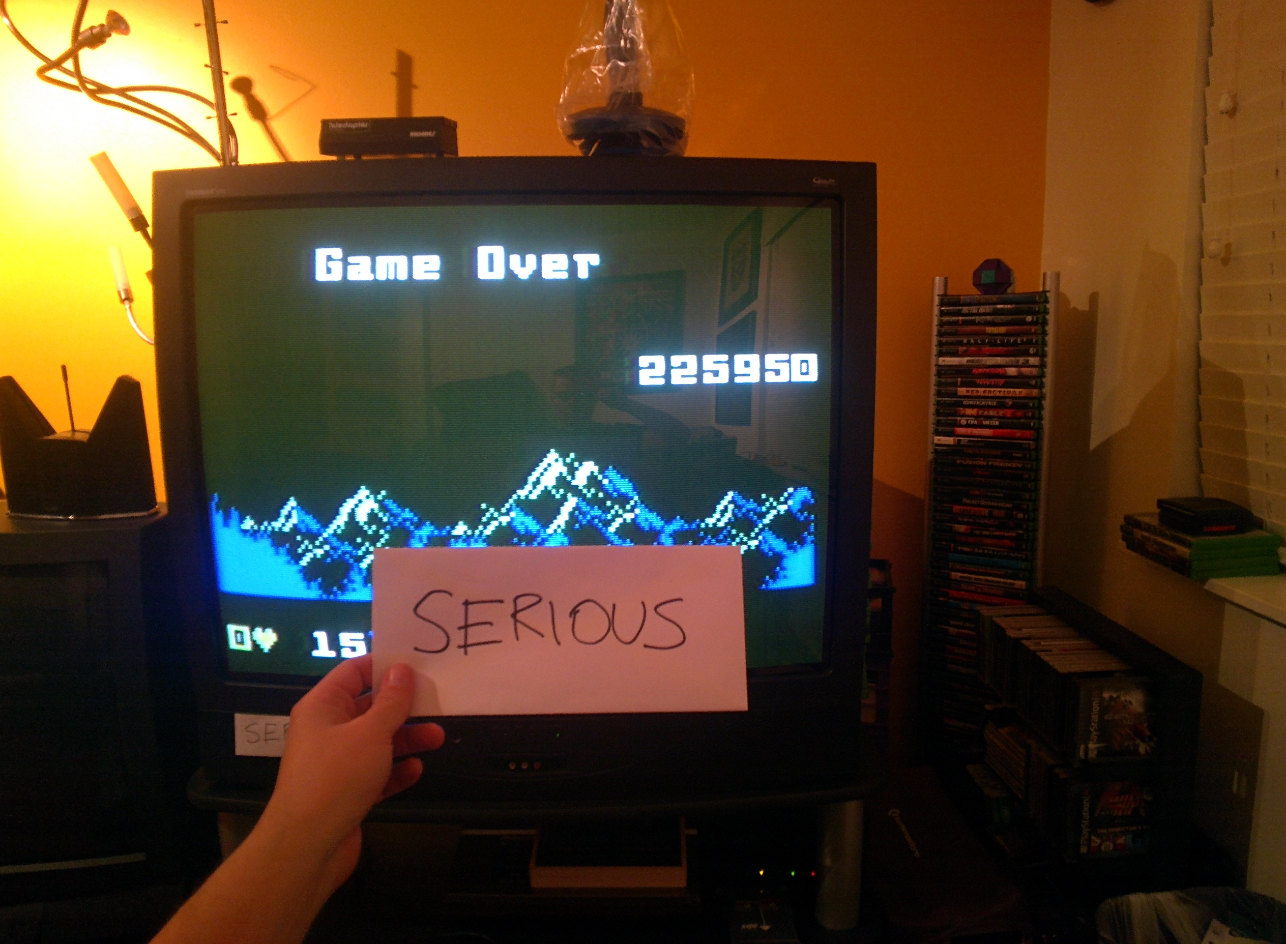 Serious: Masters of the Universe: Skill 2 (Intellivision) 225,950 points on 2014-05-22 23:46:11
