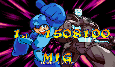 Miguel2014: Marvel vs. Capcom: Clash of Super Heroes (Arcade Emulated / M.A.M.E.) 1,508,100 points on 2014-05-23 07:39:59