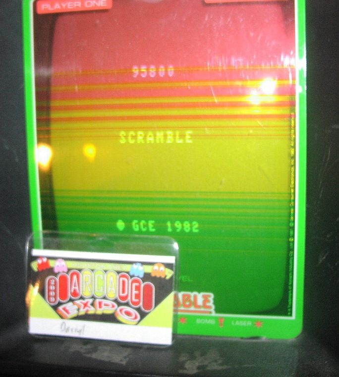 DarrylB: Scramble (Vectrex) 95,800 points on 2014-05-23 21:59:58