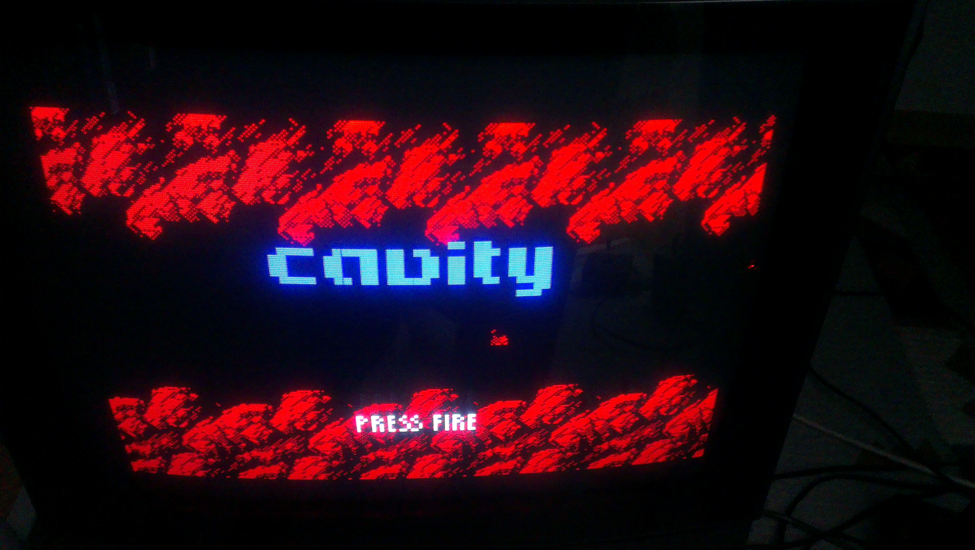 Nognir: Cavity (Odyssey 2 / Videopac) 704 points on 2014-05-24 03:55:13
