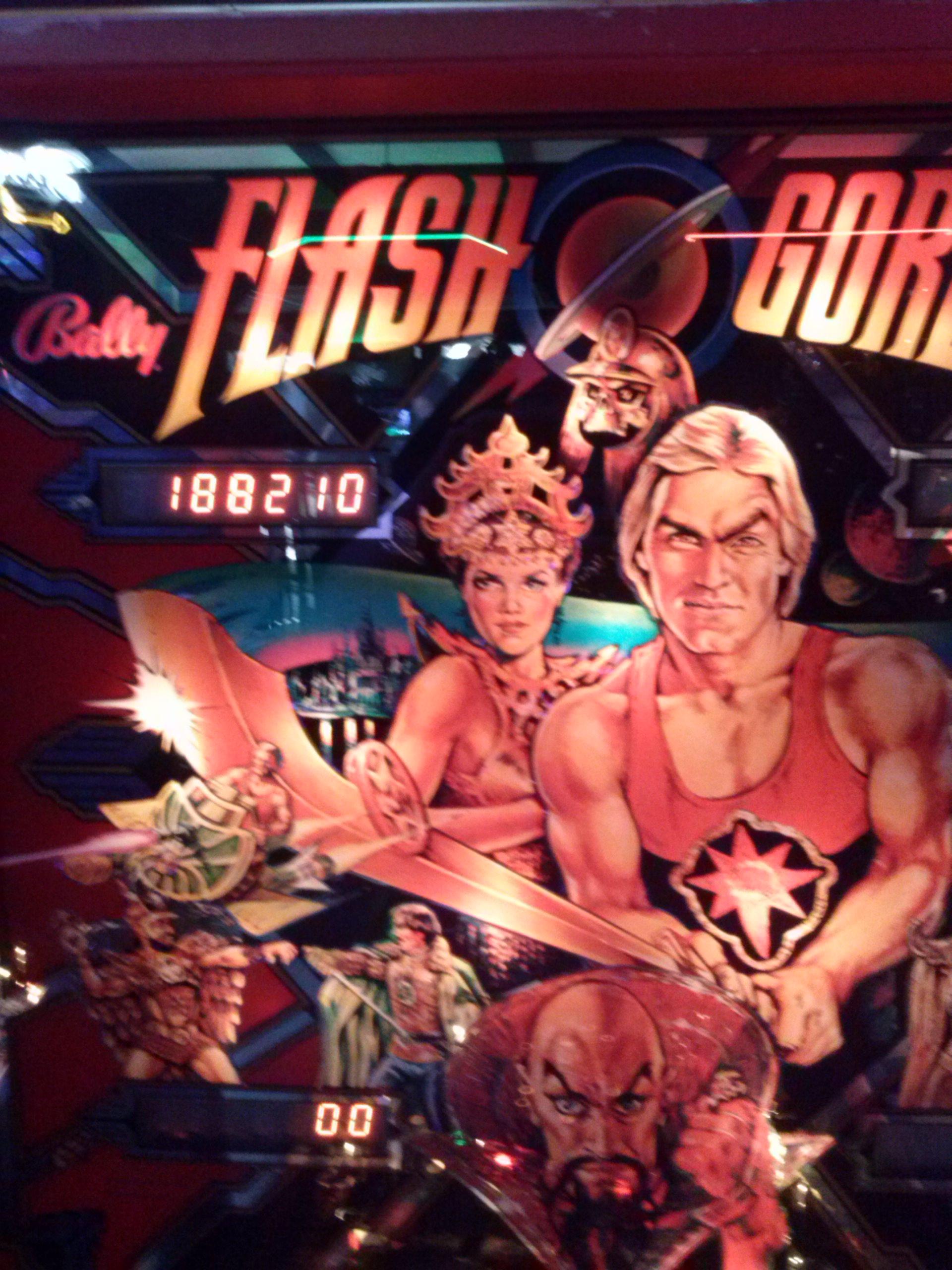 nester: Flash Gordon (Pinball: 3 Balls) 188,210 points on 2014-05-24 15:34:20
